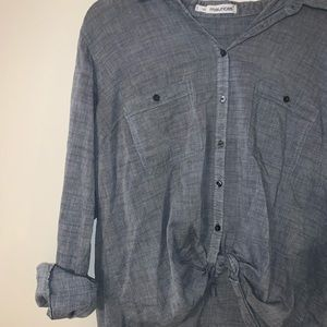 Maurice's Button Up
